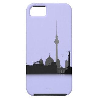 Berlin Cityscape iPhone 5 Case