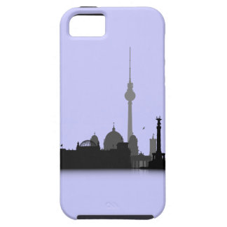 Berlin Cityscape Tough iPhone 5 Case