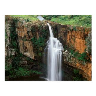 Berlin Falls, Mpumalanga, South Africa Postcard