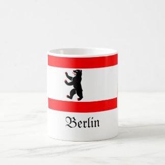 Berlin Flag Coffee Mug