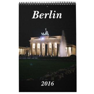 berlin germany 2016 calendar