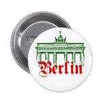 Berlin Germany 6 Cm Round Badge