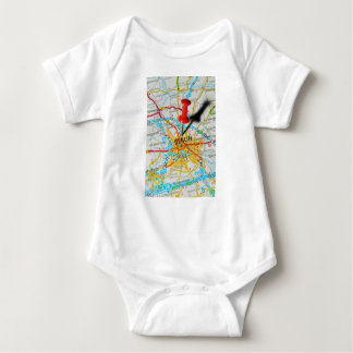 Berlin, Germany Baby Bodysuit
