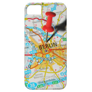 Berlin, Germany Barely There iPhone 5 Case