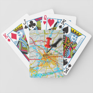 Berlin, Germany Bicycle Playing Cards