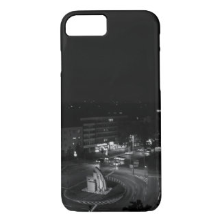 Berlin Germany - Concrete Cadillac Skyline. iPhone 7 Case