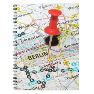 Berlin, Germany Notebook