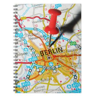 Berlin, Germany Notebooks