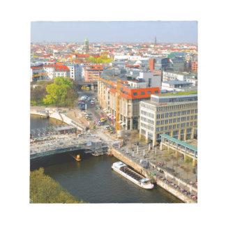 Berlin, Germany Notepads