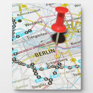 Berlin, Germany Plaque