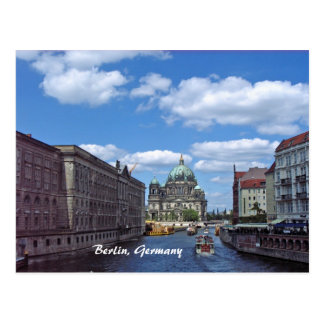 Berlin Germany Post Cards