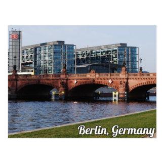 Berlin Germany - SUnny Spring Day Postcard