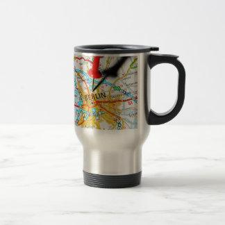 Berlin, Germany Travel Mug