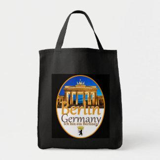 BERLIN GROCERY TOTE BAG