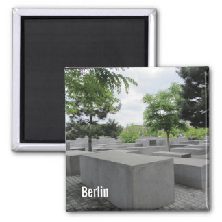 Berlin Holocaust Memorial Magnet