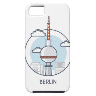 Berlin iPhone 5 Cover