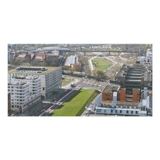 Berlin Photo Card Template