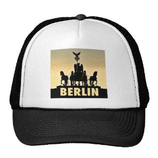 BERLIN Quadriga 002.1 Brandenburg Gate Cap