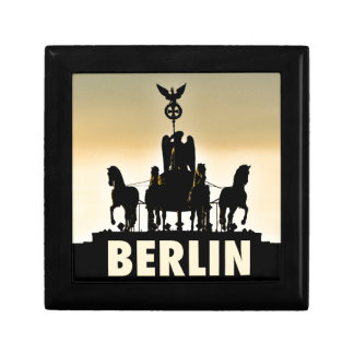 BERLIN Quadriga 002.1 Brandenburg Gate Gift Box