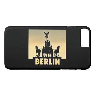 BERLIN Quadriga 002.1 Brandenburg Gate iPhone 8 Plus/7 Plus Case