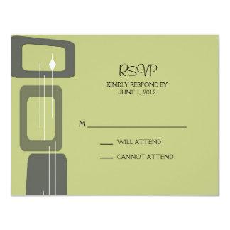Berlin Response Card:  Lime Card