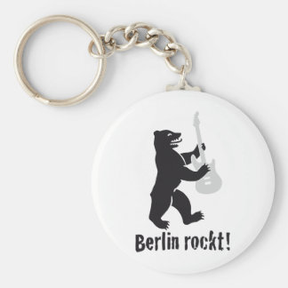 Berlin rocks key ring