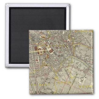 Berlin Square Magnet