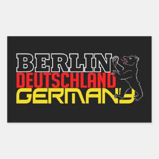 Berlin stickers