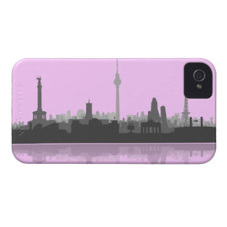 Berlin town center of skyline iPhone 4 sleeve iPhone 4 Covers