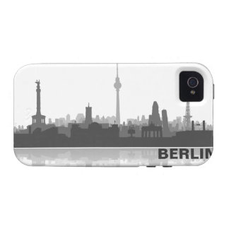 Berlin town center of skyline iPhone 4 sleeve Case-Mate iPhone 4 Cover