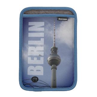 BERLIN TV Tower 002.F.02.3 iPad Mini Sleeve