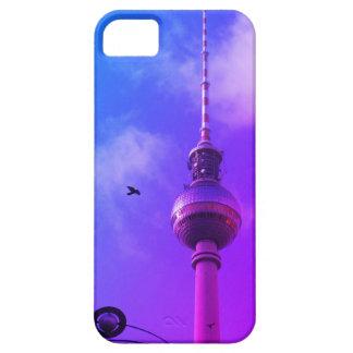 Berlin TV Tower 002.F.02 (Berliner Fernsehturm) iPhone 5 Cover