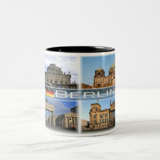 Berlin - Two-Tone coffee mug