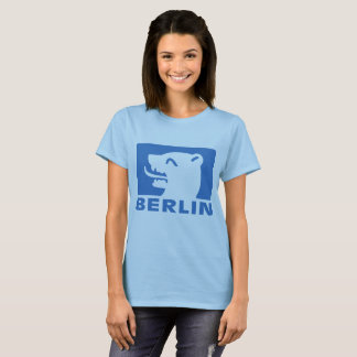 BerlinBearHead T-Shirt
