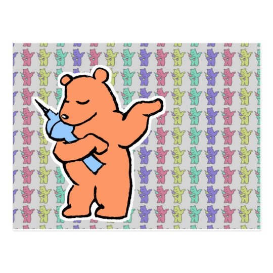 Berliner Bear Collections Postcard