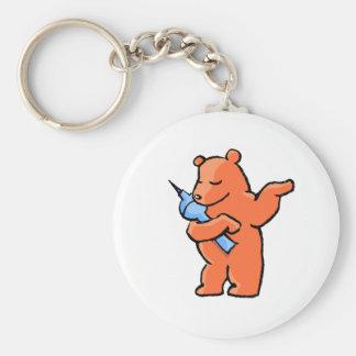 Berliner Bear! Key Ring