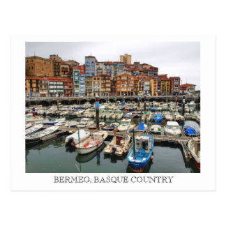 Bermeo, Basque Country Postcard
