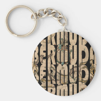 bermuda1662 1 key ring
