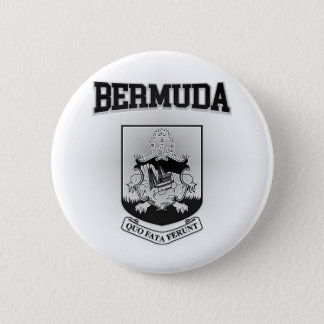 Bermuda Coat of Arms 6 Cm Round Badge