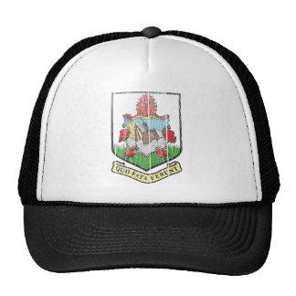 Bermuda Coat Of Arms Cap