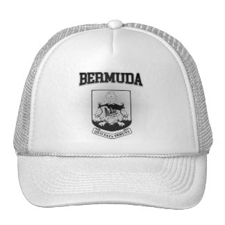Bermuda Coat of Arms Cap