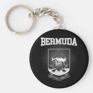 Bermuda Coat of Arms Key Ring