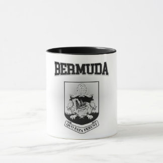 Bermuda Coat of Arms Mug