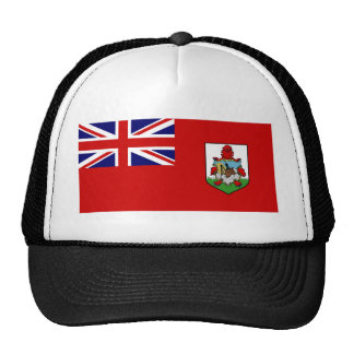 Bermuda Flag BM Trucker Hat