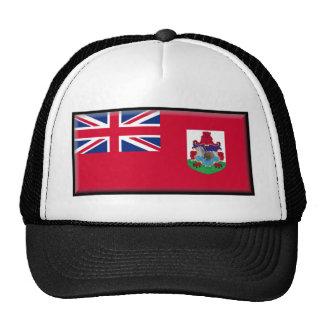 Bermuda Flag Trucker Hat
