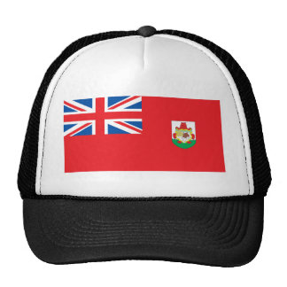 Bermuda Flag Mesh Hat