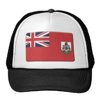 Bermuda Flag PERSONALIZE Mesh Hat