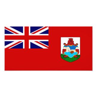 Bermuda Flag Photo