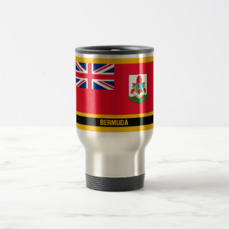 Bermuda Flag Travel Mug