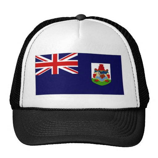 Bermuda Government Ensign Flag Mesh Hat